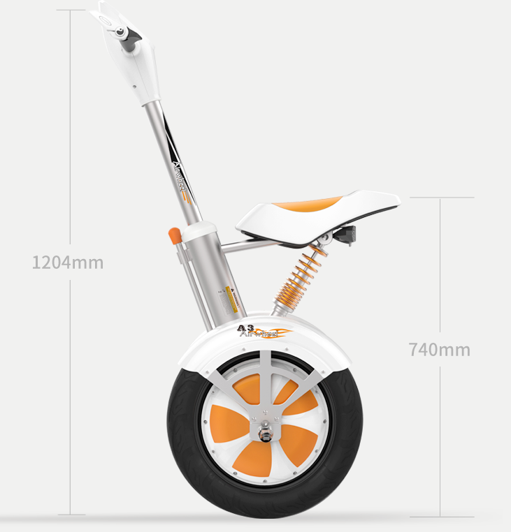 2 wheel balancing scooter