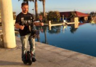 Tom Antos shows us that the Airwheel is not limited for transportation, it can practically be applied for filmmaking purpose.