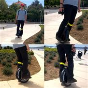 Airwheel Močen in agilen - TopWheels