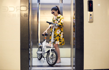 Airwheel R5 smart citizen electric bike