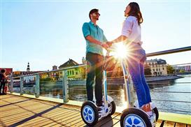 Airwheel S3 electric scooter
