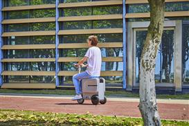 Airwheel SE3 intelligent robot suitcase