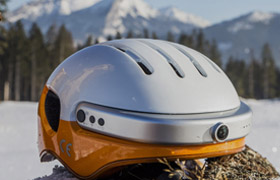 Test Airwheel C5 smart helmet in Poland.