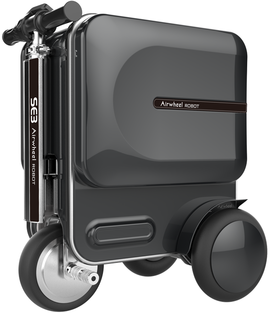 Smart Rideable Suitcase