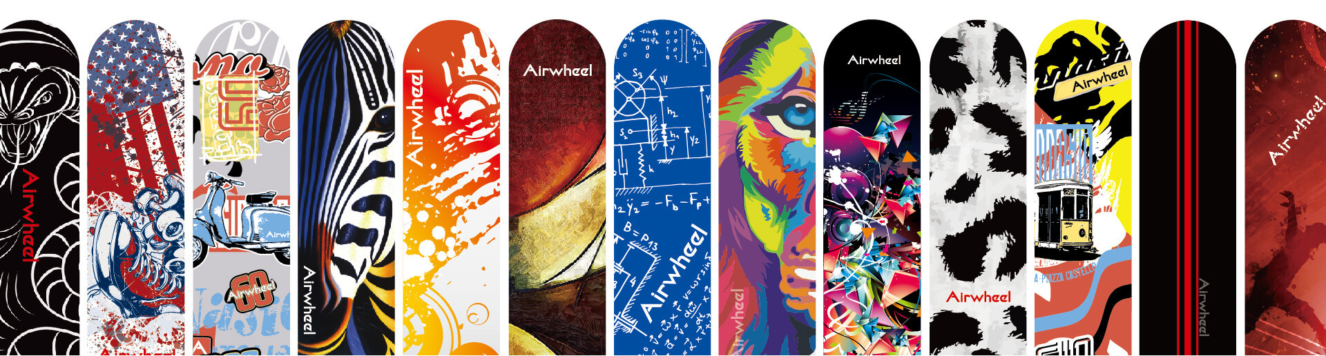 wireless remote control skateboards