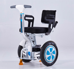 Airwheel wheelchair