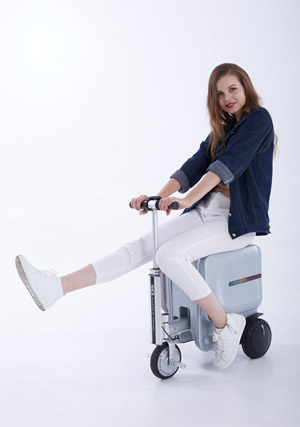Airwheel SE3 scooter suitcase