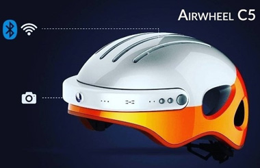 Airwheel C5 bike helmets